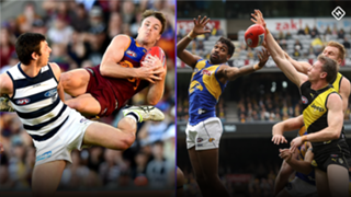 AFL top four