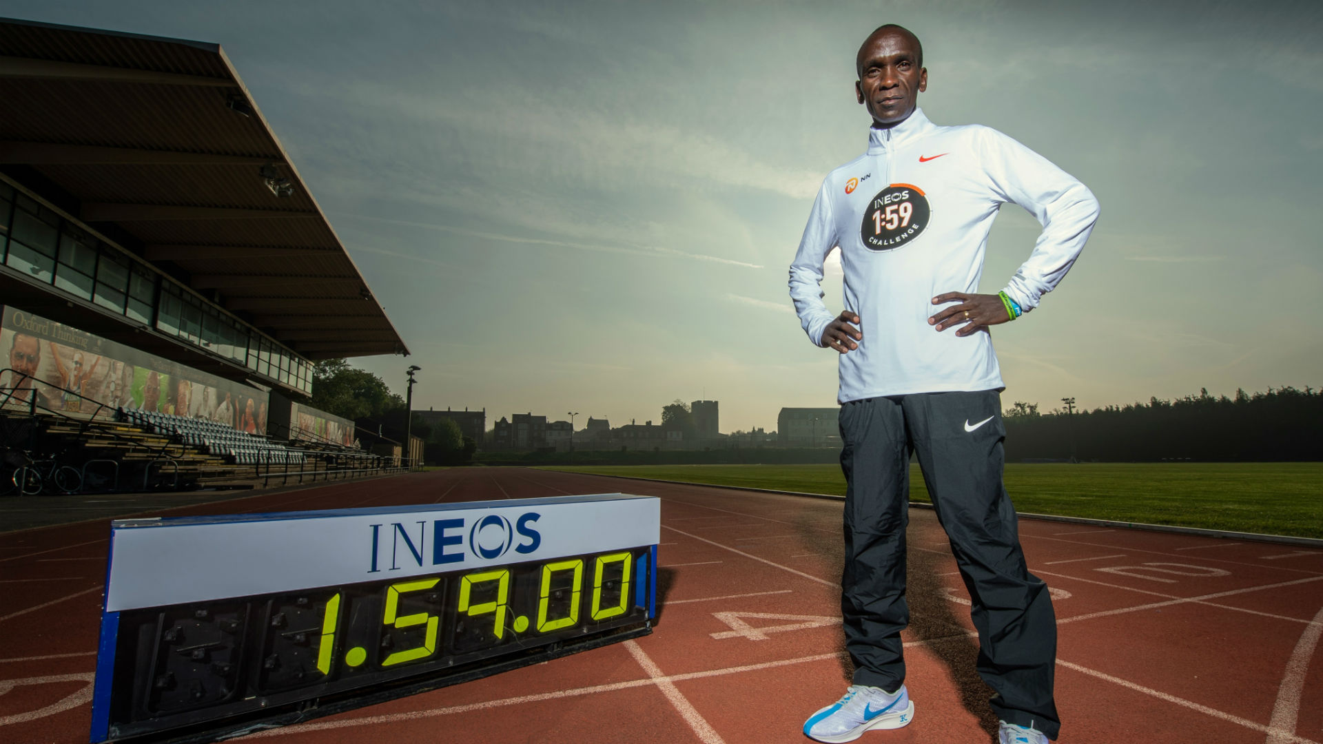 INEOS 1:59 Challenge: Eliud Kipchoge enters second phase of training ahead of historic marathon attempt