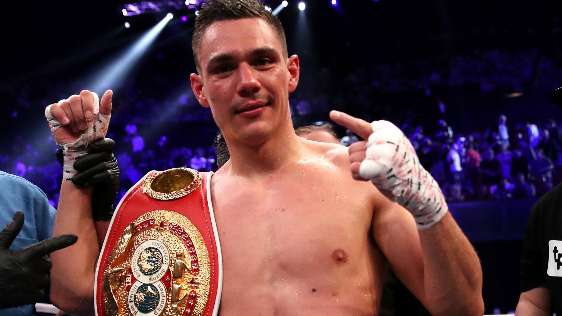 Tim Tszyu is the face of Australian boxing since Jeff Horn ...