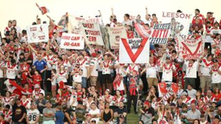 #St George Illawarra Dragons fans