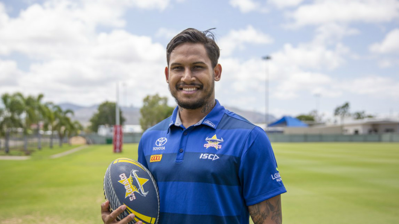 'Grateful' Ben Barba opens up about experiences in Thai rehab