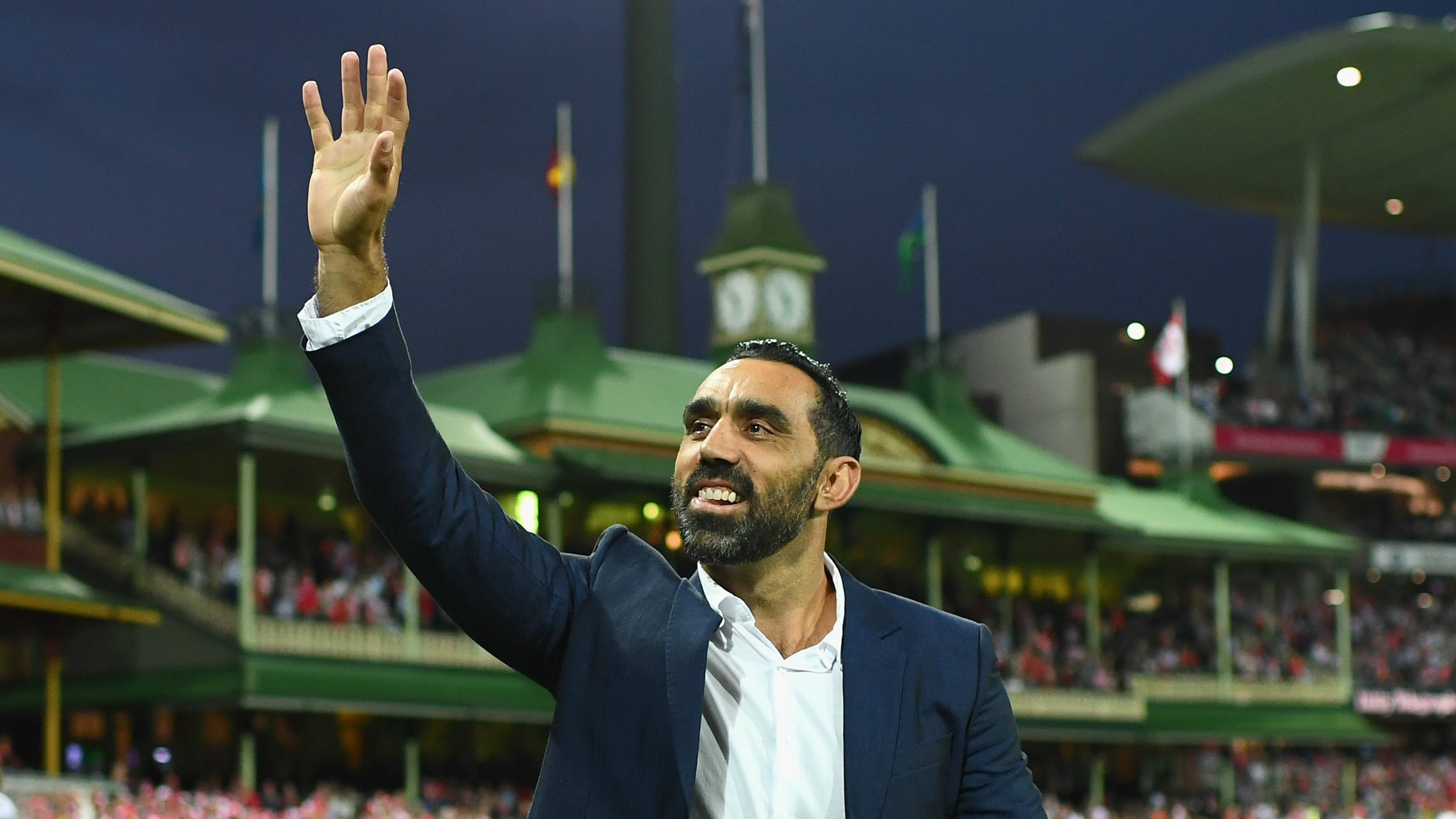 Adam Goodes: The Final Quarter film set to air on Channel 10 in July