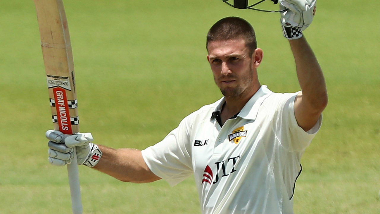 Mitch Marsh boosts World Cup, Ashes hopes with Sheffield Shield ton
