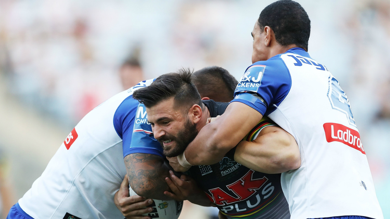 Josh Mansour re-signs with Penrith Panthers for a further ...