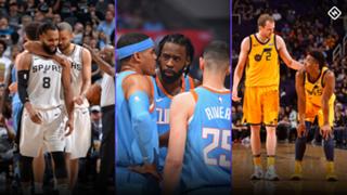 #NBA Stadning