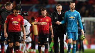 Manchester United v PSG