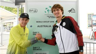 #Davis Cup