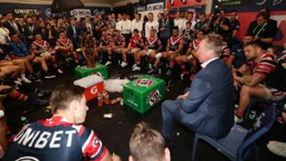 Trent Robinson Sydney Roosters grand final
