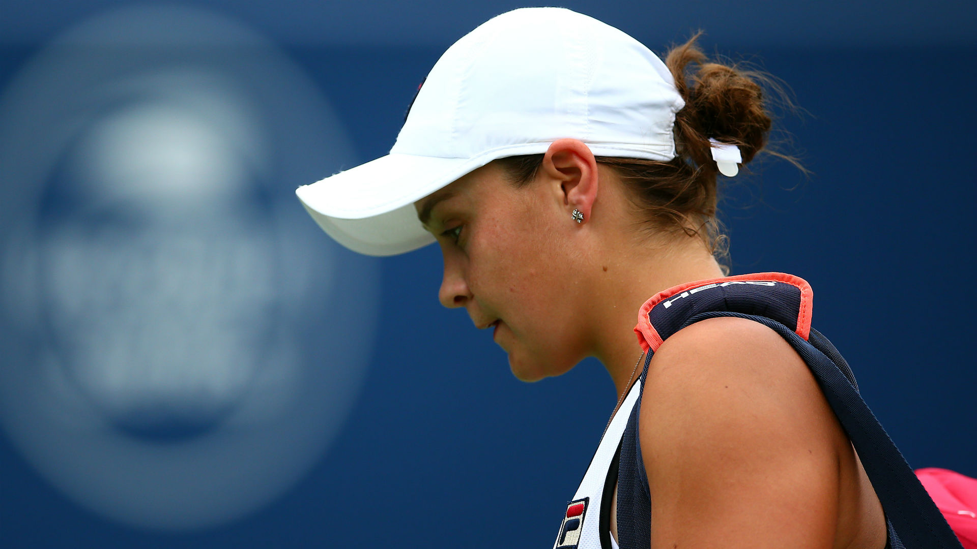 Ash Barty could lose number one WTA ranking after surprise Rogers Cup loss to Sofia Kenin