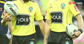 #NRL Lurker referees