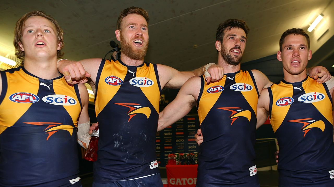 18-1: Your AFL club's theme song ranked | Sporting News