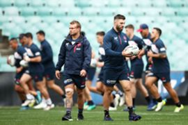 Sydney Roosters training