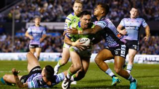 Cronulla Sharks Canberra Raiders