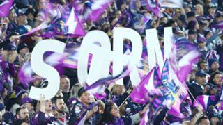 Melbourne Storm fans