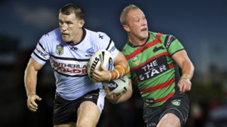 NRL. Sharks v Rabbitohs