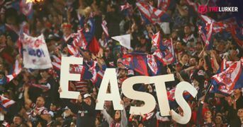 Sydney Roosters fans The Lurker