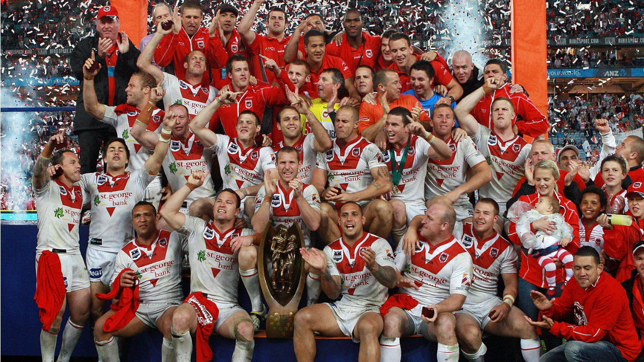 2010 St George Illawarra Dragons Premiership team: Where are they now? | Sporting News Australia