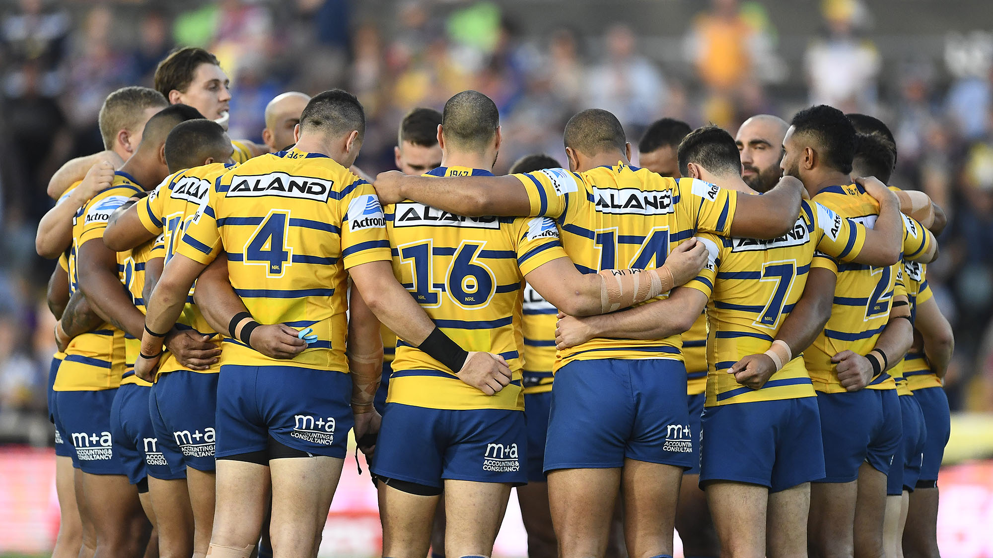 Parramatta Eels re-sign five players as rumours of Ryan Matterson joining grow louder
