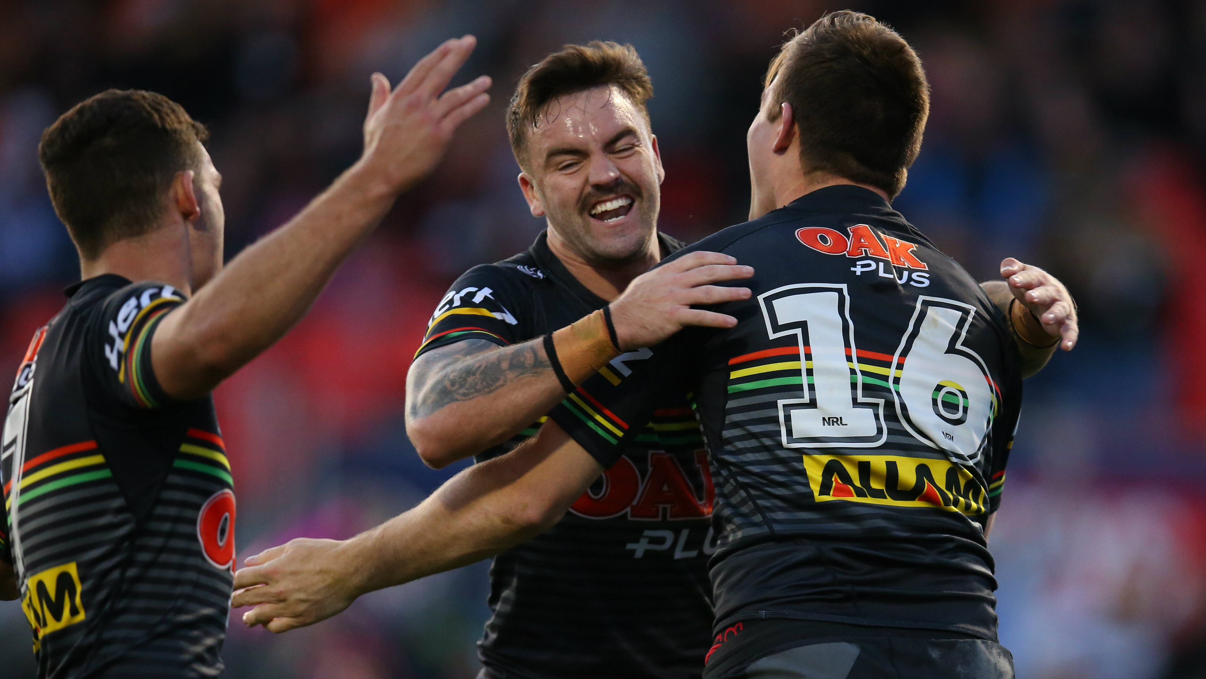 NRL 2019: Penrith Panthers forward Billy Burns re-signs until 2022