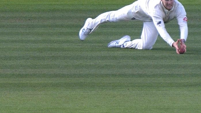 Ashes 2019: Marnus Labuschagne dismissed by contentious Joe Root catch