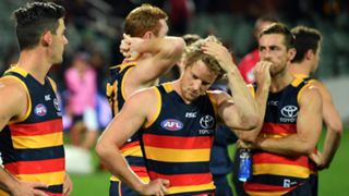 #Rory Sloane Crows unhappy