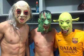 Barcelona Halloween