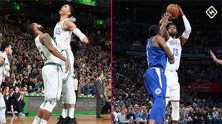 #Celtics Thunder
