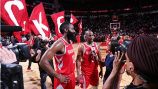 #James Harden Chris Paul