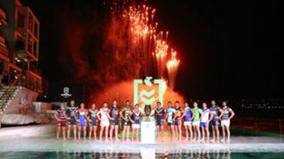 NRL season launch