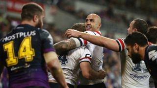 #Roosters Storm