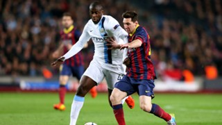 Manchester City Barcelona