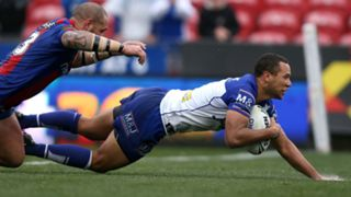 Newcastle Knights Canterbury Bulldogs