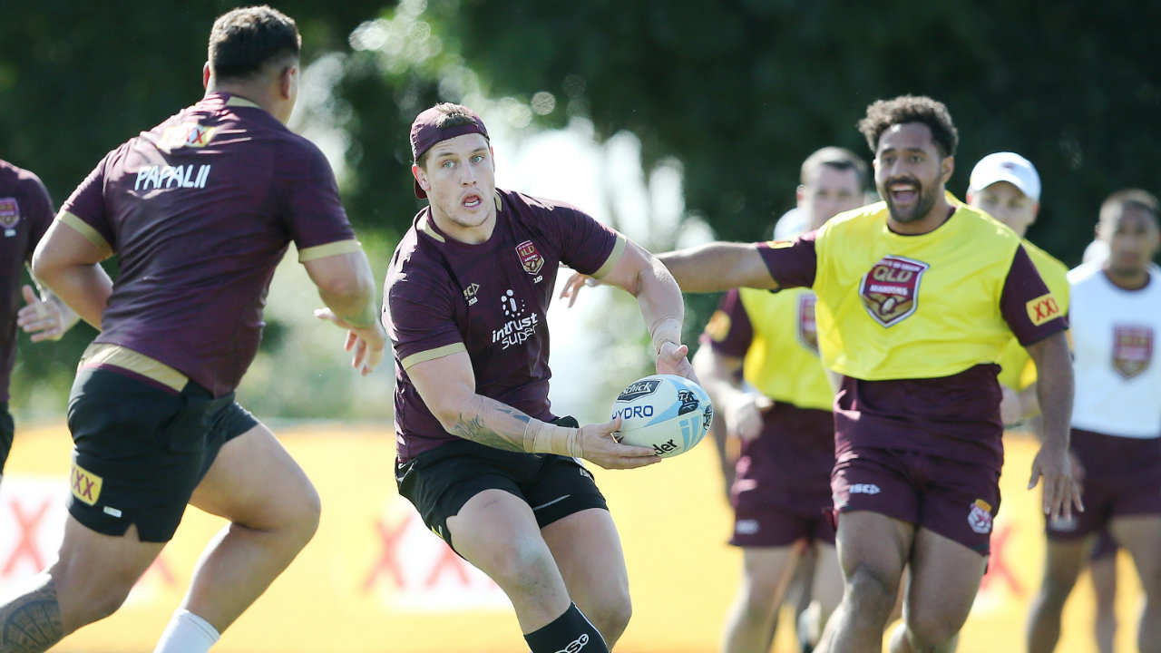 State of Origin: Kevin Walters names squad for historic Perth match
