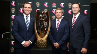 NRL grand final press conference