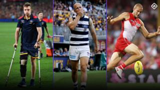 AFL injury