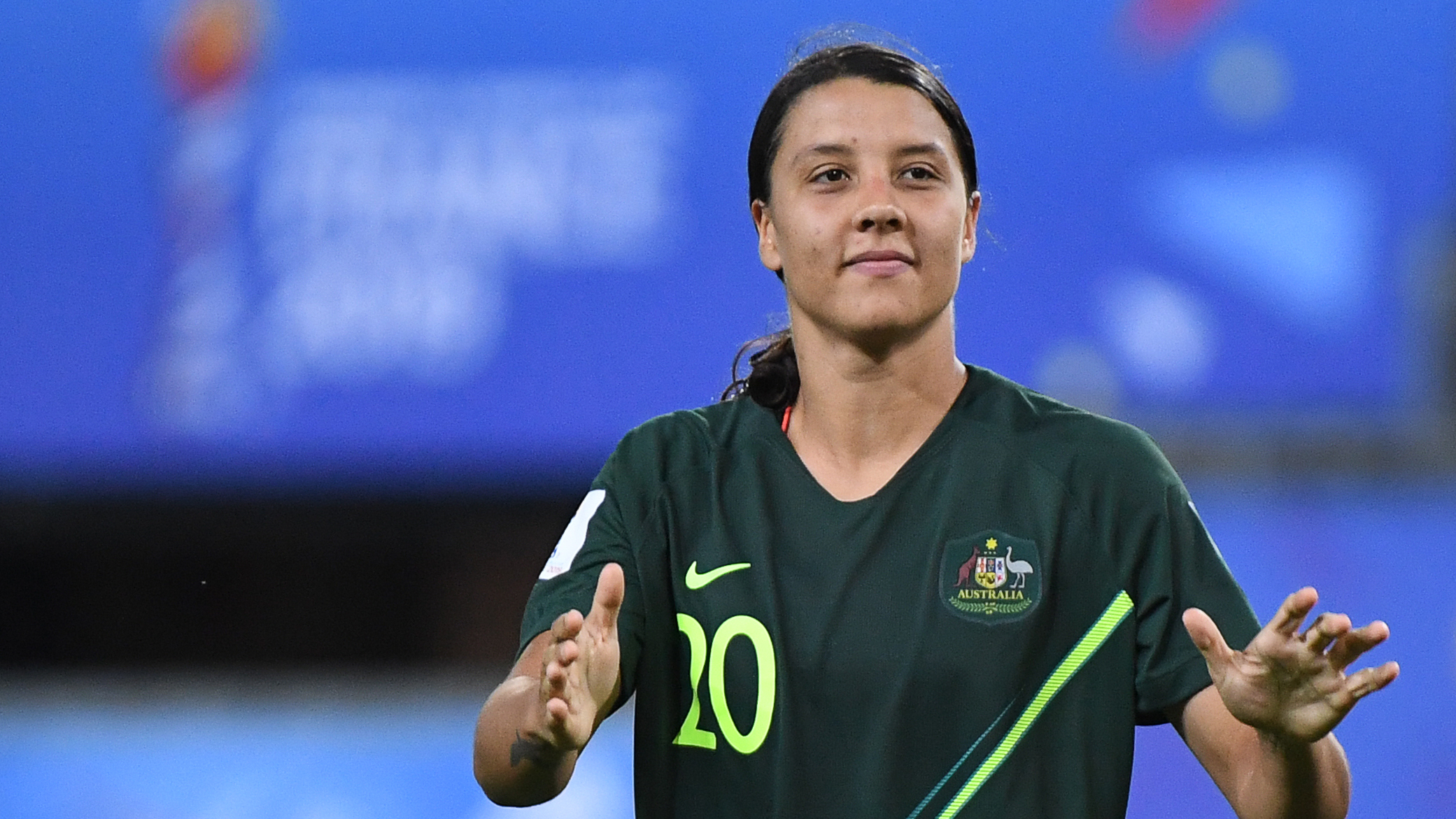 'It would be amazing'- Matildas star Kerr hints at possible AFLW retirement
