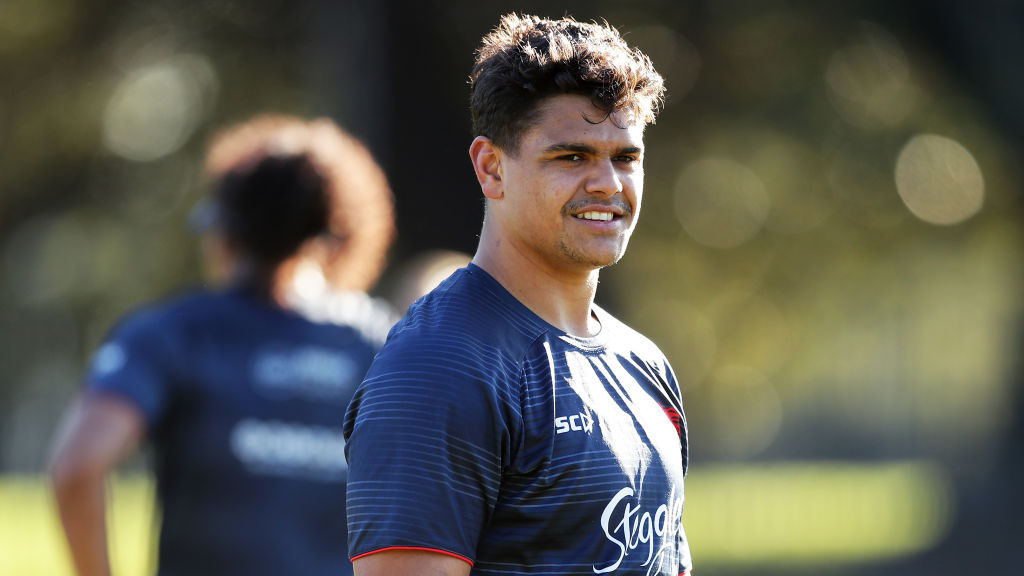 Latrell Mitchell doubles down in war against racist online trolls
