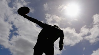 #afl silhouette umpire