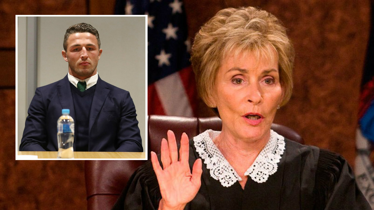 Update on plans to livestream judiciary hearings in the wake of Sam Burgess controversy