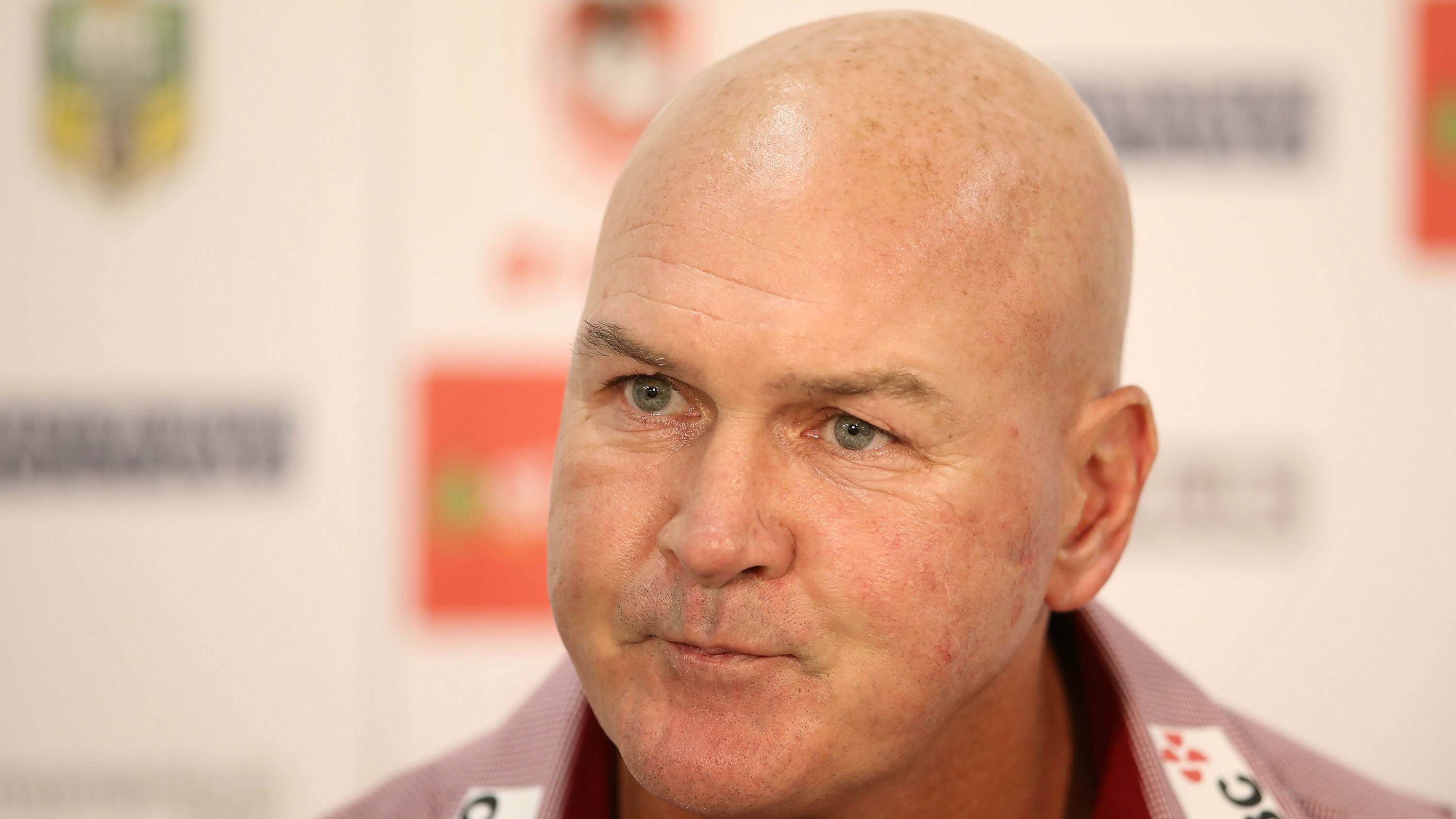 St George Illawarra coach Paul McGregor responds to criticism from Dragons fans