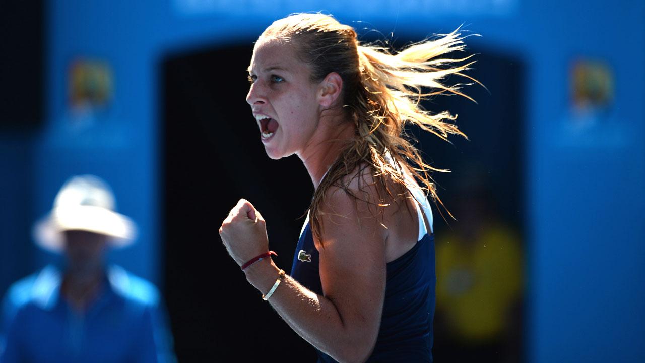 Dominika Cibulkova Not About To Change All Energy Style Sporting News
