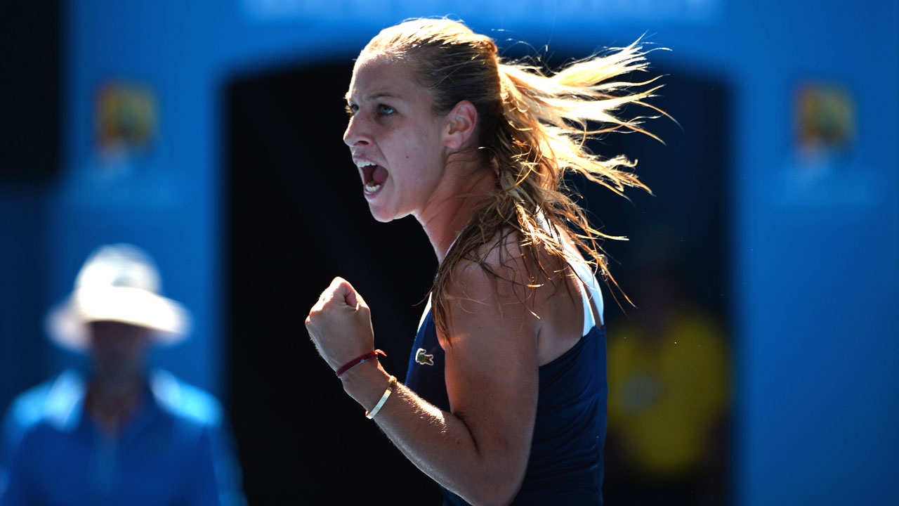 Dominika Cibulkova Not About To Change All Energy Style Sporting News