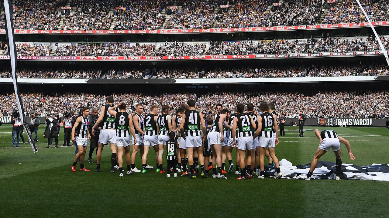 AFL Grand Final player ratings: Collingwood Magpies