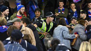 AFL crowd security