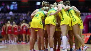 Australia Netball Diamonds