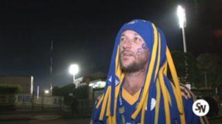 Parramatta Eels fans