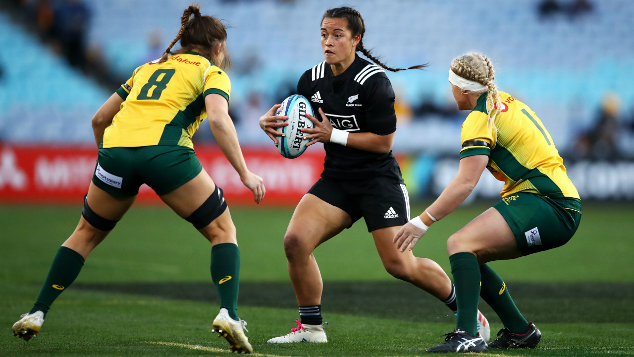 New Zealand beat Australia to hosting rights for 2021 Women's Rugby World Cup