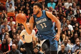 #Karl Anthony-Towns