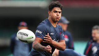 Latrell Mitchell Sydney Roosters