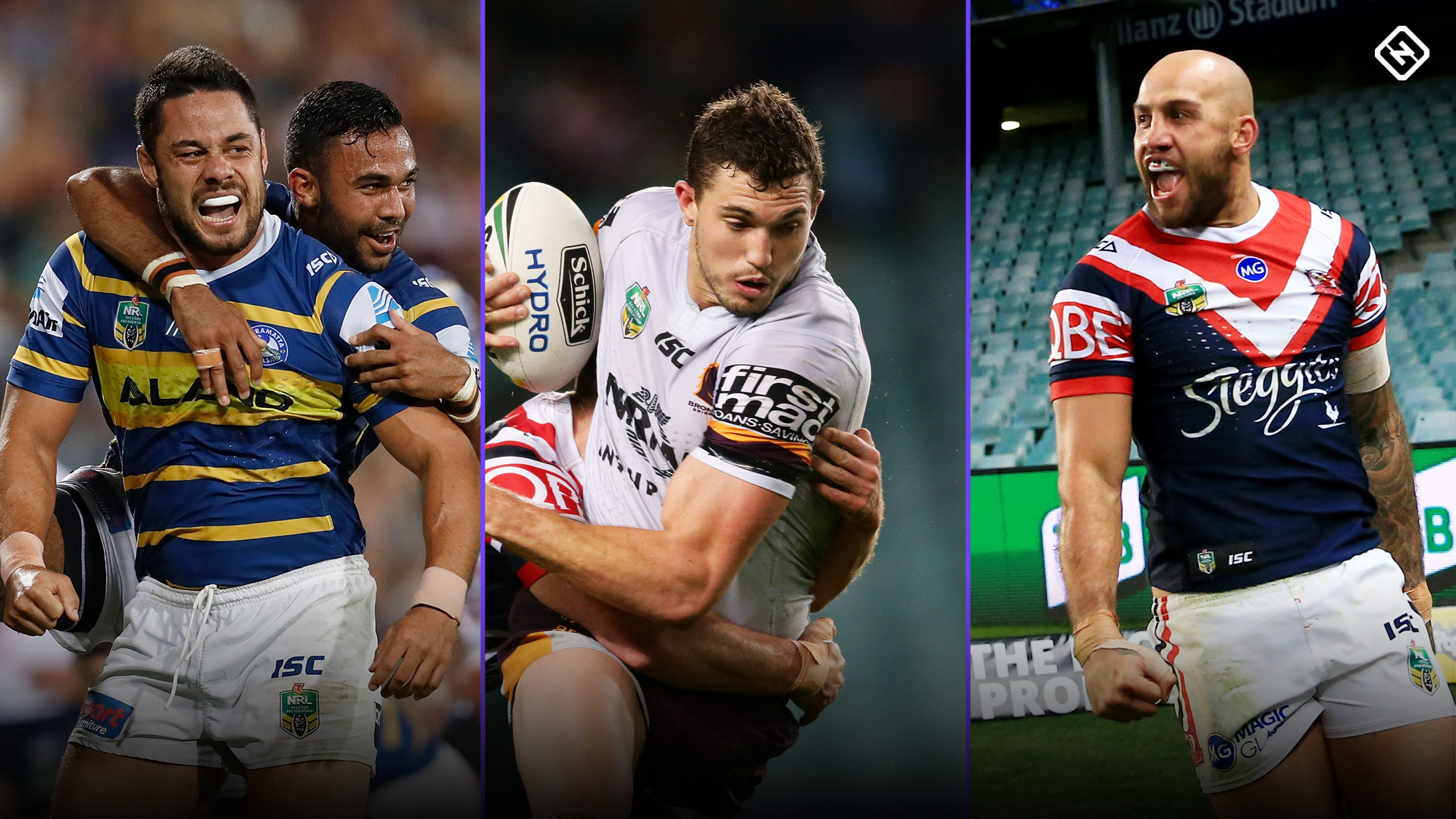 NRL news: The best off-contract talent on the market for your club to sign in 2019 | Sporting News